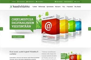 Uusi vuosi, uudet kujeet! Viidakko.fi uudistui