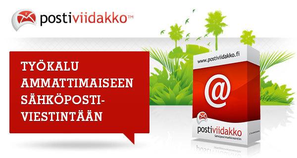 Tehotyökalu ammattimaiseen sähköpostiviestintään.