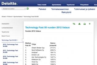 Koodiviidakko jatkaa Oulun nopeimmin kasvavana teknologiayrityksenä